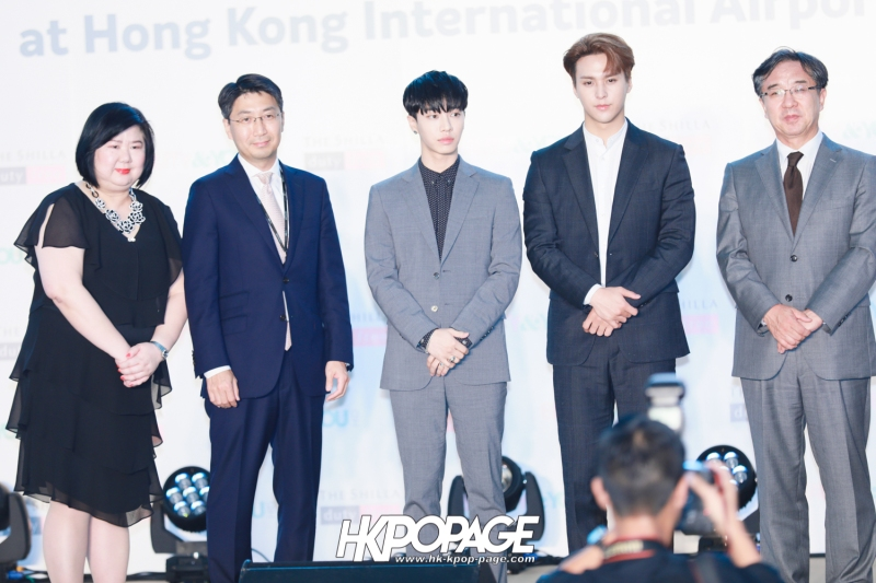 [HK.KPOP.PAGE] 180628_HIGHLIGHT_The Shilla Duty Free_07