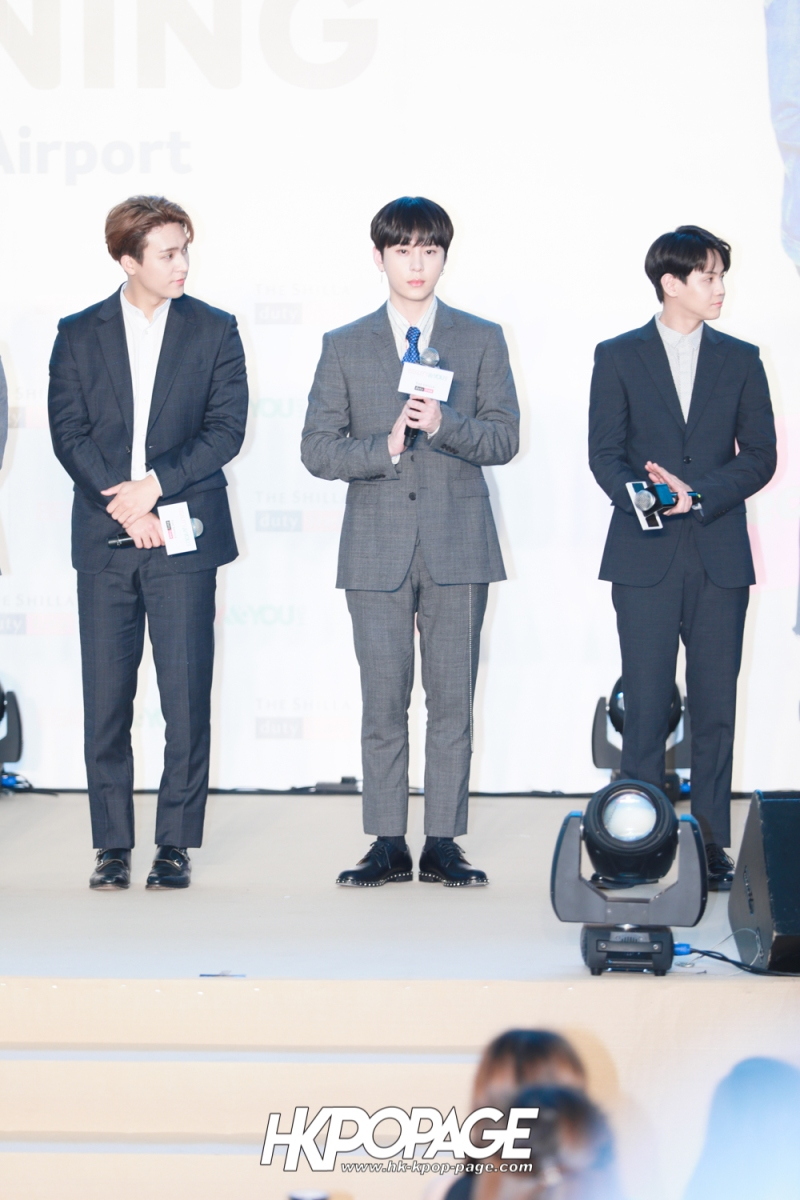 [HK.KPOP.PAGE] 180628_HIGHLIGHT_The Shilla Duty Free_18