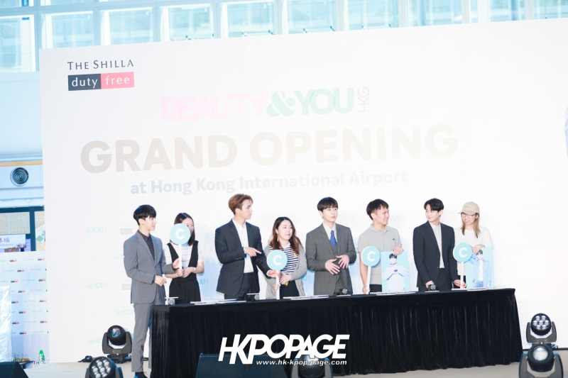 [HK.KPOP.PAGE] 180628_HIGHLIGHT_The Shilla Duty Free_34
