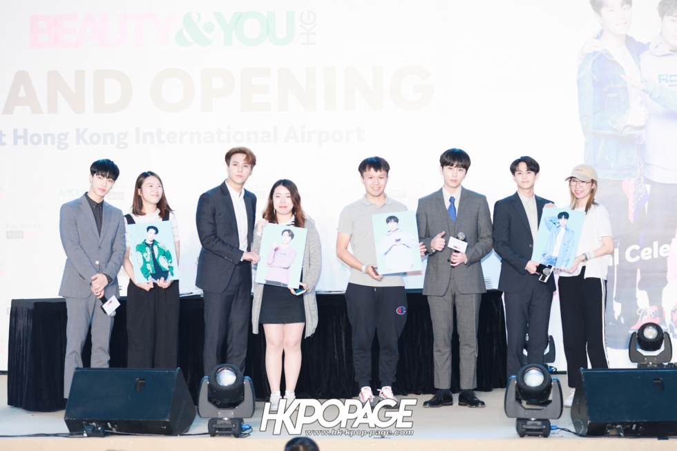 [HK.KPOP.PAGE] 180628_HIGHLIGHT_The Shilla Duty Free_37
