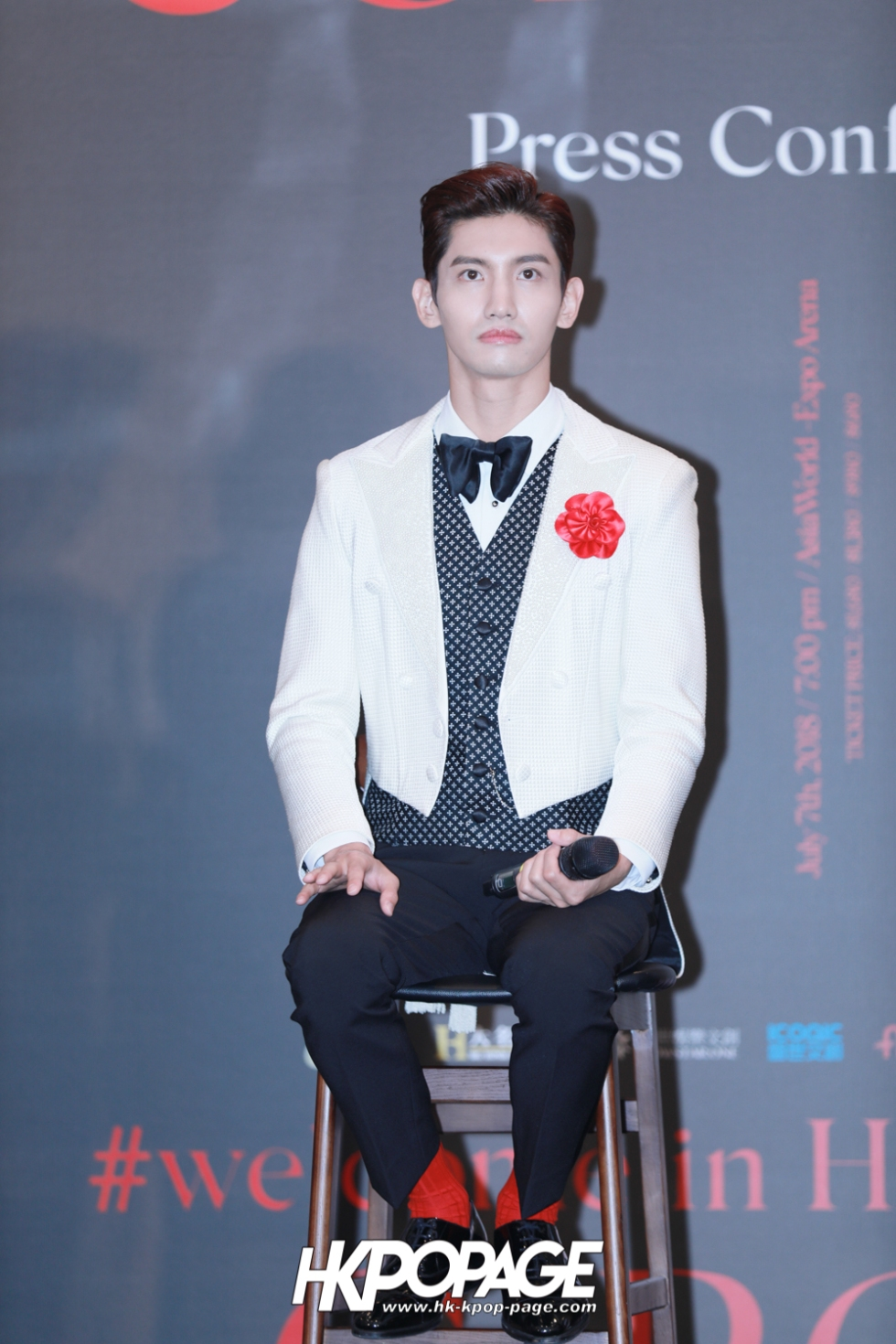 [HK.KPOP.PAGE] 180707_TVXQ! CONCERT - CIRCLE- #welcome in HONG KONG Press Conference_07