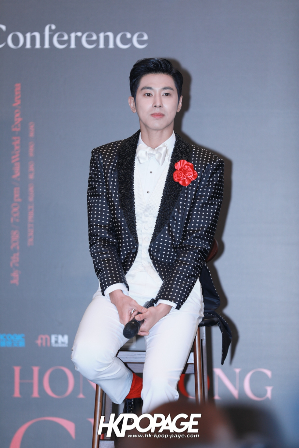 [HK.KPOP.PAGE] 180707_TVXQ! CONCERT - CIRCLE- #welcome in HONG KONG Press Conference_08