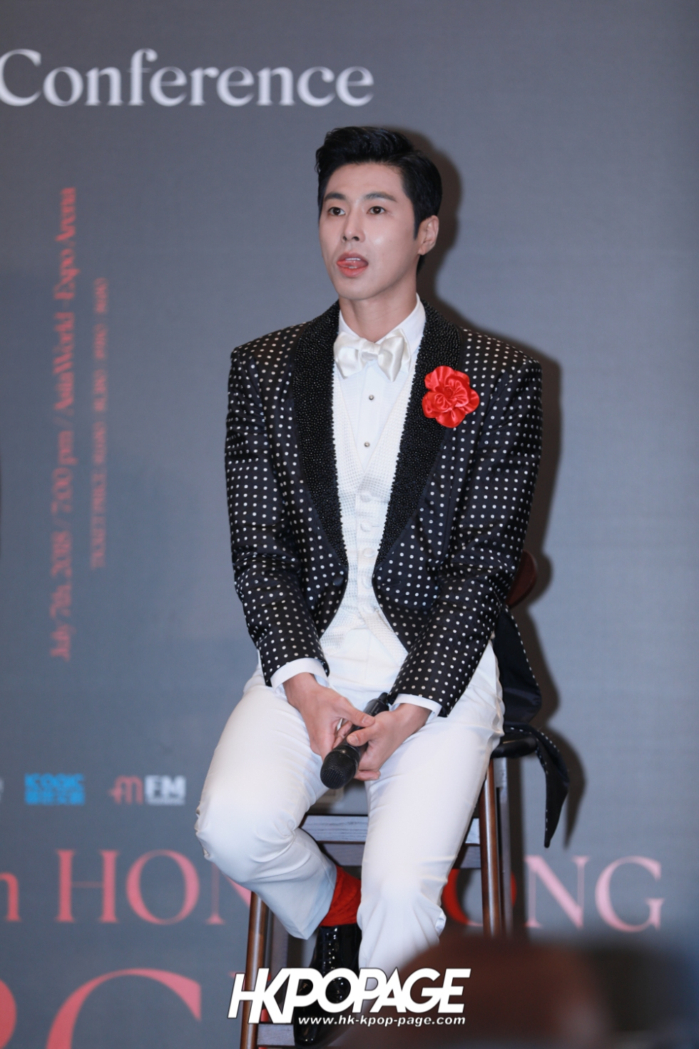 [HK.KPOP.PAGE] 180707_TVXQ! CONCERT - CIRCLE- #welcome in HONG KONG Press Conference_09