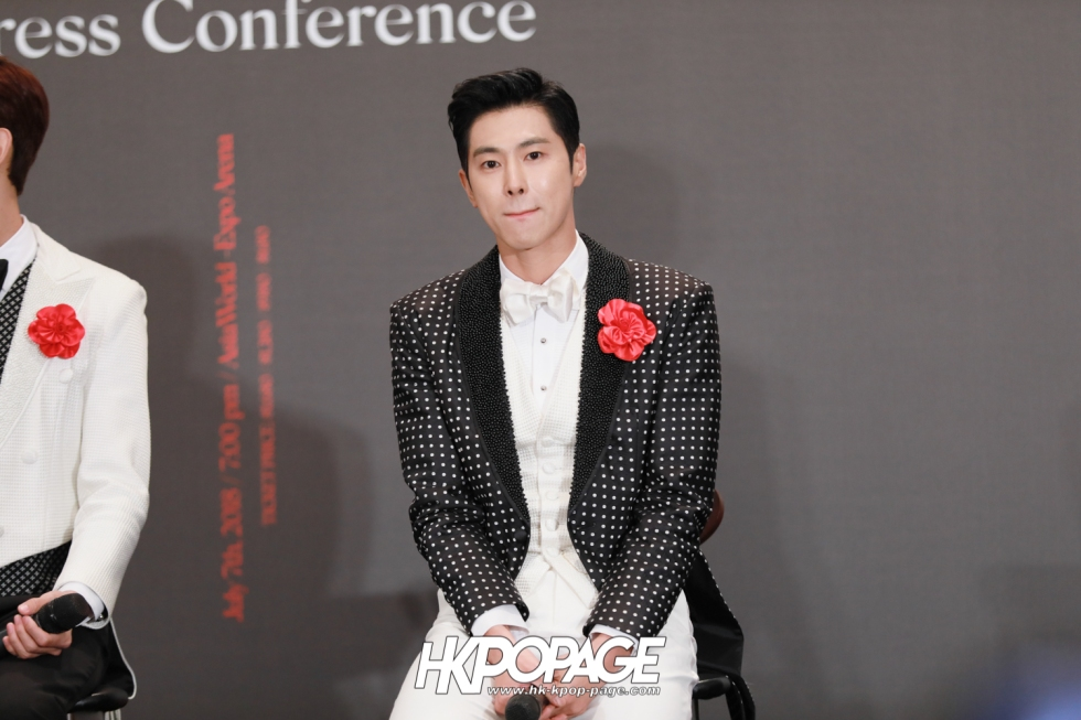 [HK.KPOP.PAGE] 180707_TVXQ! CONCERT - CIRCLE- #welcome in HONG KONG Press Conference_13