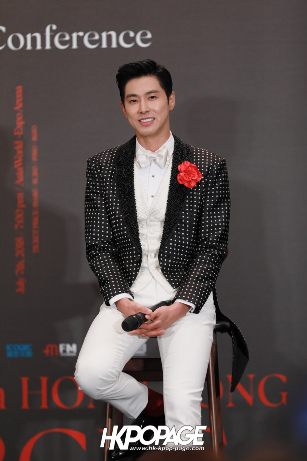 [HK.KPOP.PAGE] 180707_TVXQ! CONCERT - CIRCLE- #welcome in HONG KONG Press Conference_19