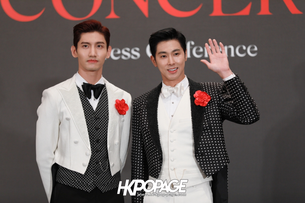 [HK.KPOP.PAGE] 180707_TVXQ! CONCERT - CIRCLE- #welcome in HONG KONG Press Conference_27