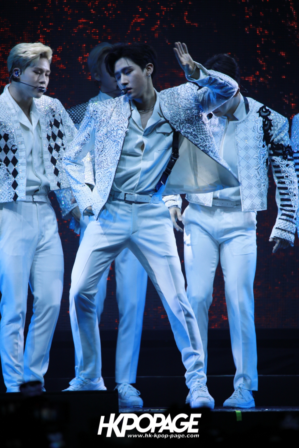 """[HK.KPOP.PAGE] 180710_MONSTA X WORLD TOUR """"THE CONNECT"""" IN HONG KONG_15"""