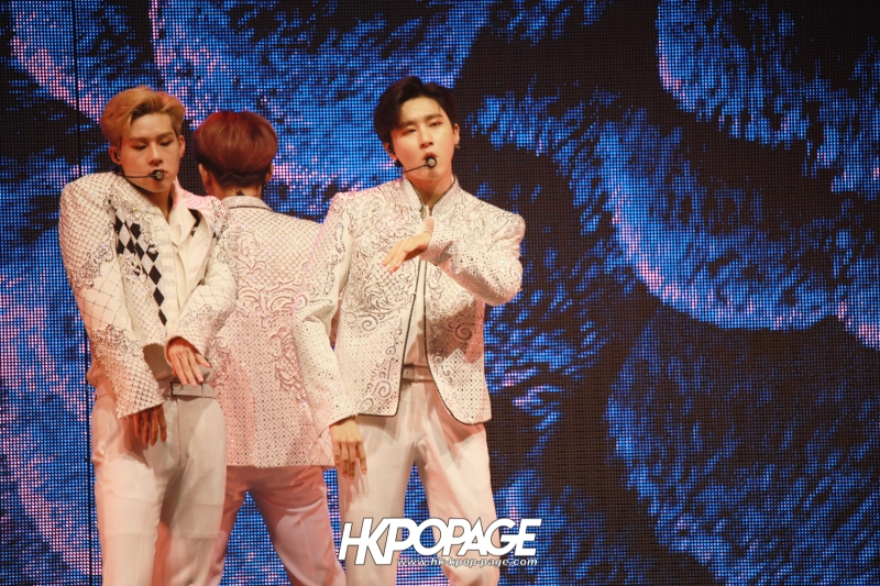 """[HK.KPOP.PAGE] 180710_MONSTA X WORLD TOUR """"THE CONNECT"""" IN HONG KONG_18"""