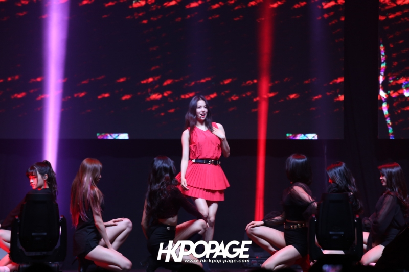 [HK.KPOP.PAGE] 180720_CLC LIVE SHOW IN HONG KONG 2018_02