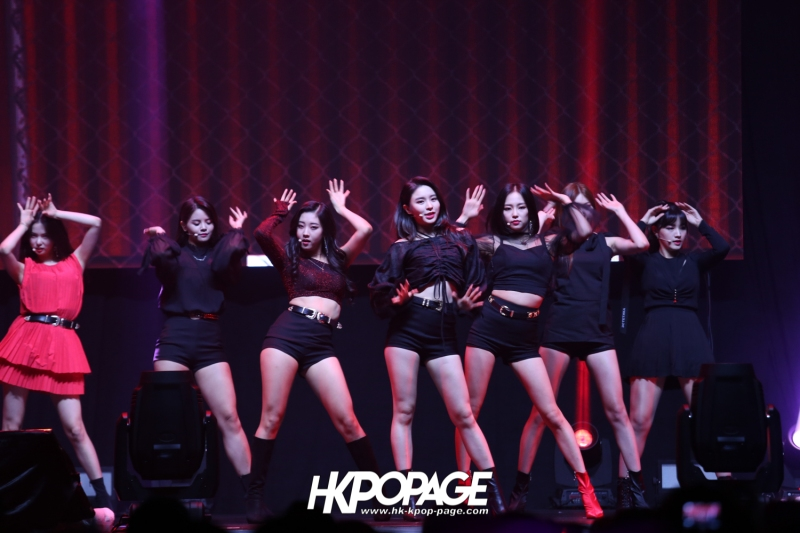 [HK.KPOP.PAGE] 180720_CLC LIVE SHOW IN HONG KONG 2018_03