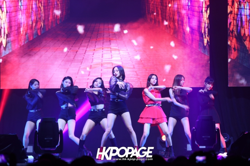 [HK.KPOP.PAGE] 180720_CLC LIVE SHOW IN HONG KONG 2018_04