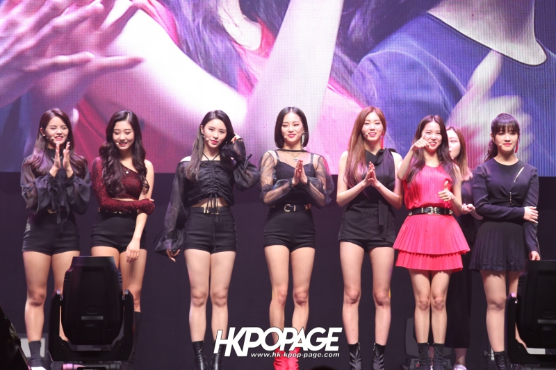 [HK.KPOP.PAGE] 180720_CLC LIVE SHOW IN HONG KONG 2018_06