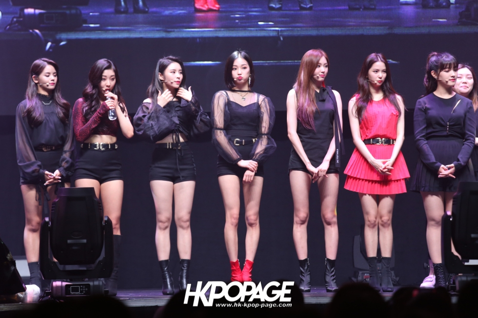 [HK.KPOP.PAGE] 180720_CLC LIVE SHOW IN HONG KONG 2018_07