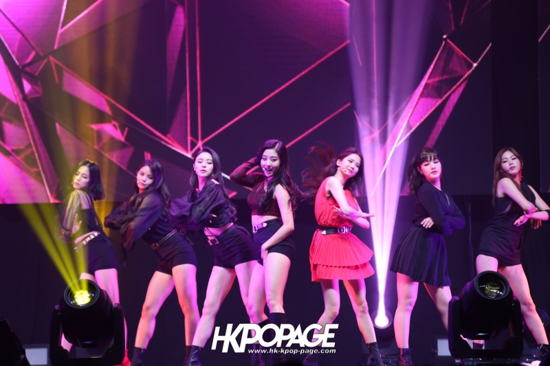 [HK.KPOP.PAGE] 180720_CLC LIVE SHOW IN HONG KONG 2018_08