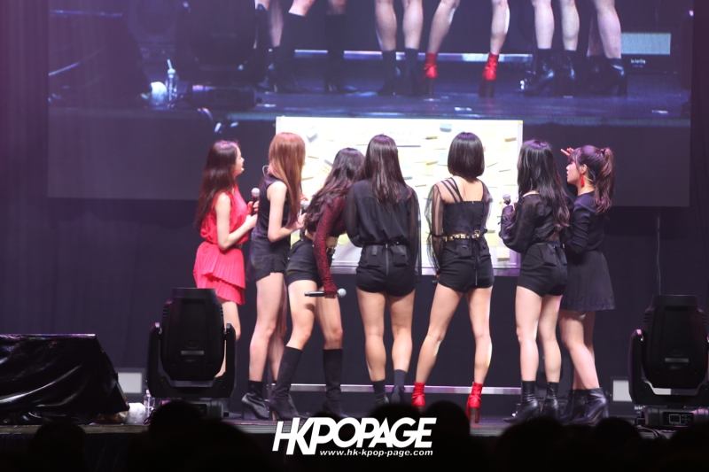 [HK.KPOP.PAGE] 180720_CLC LIVE SHOW IN HONG KONG 2018_16