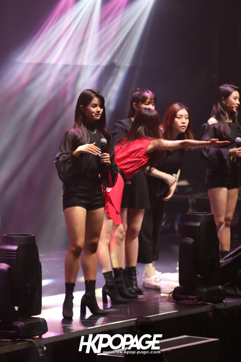 [HK.KPOP.PAGE] 180720_CLC LIVE SHOW IN HONG KONG 2018_22