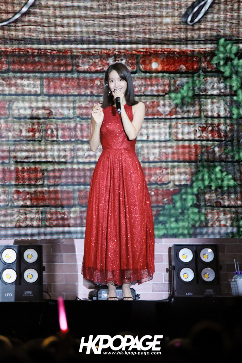 [HK.KPOP.PAGE] 180804_YOONA FANMEETING TOUR, So Wonderful Day #Story_1 in HONG KONG_08
