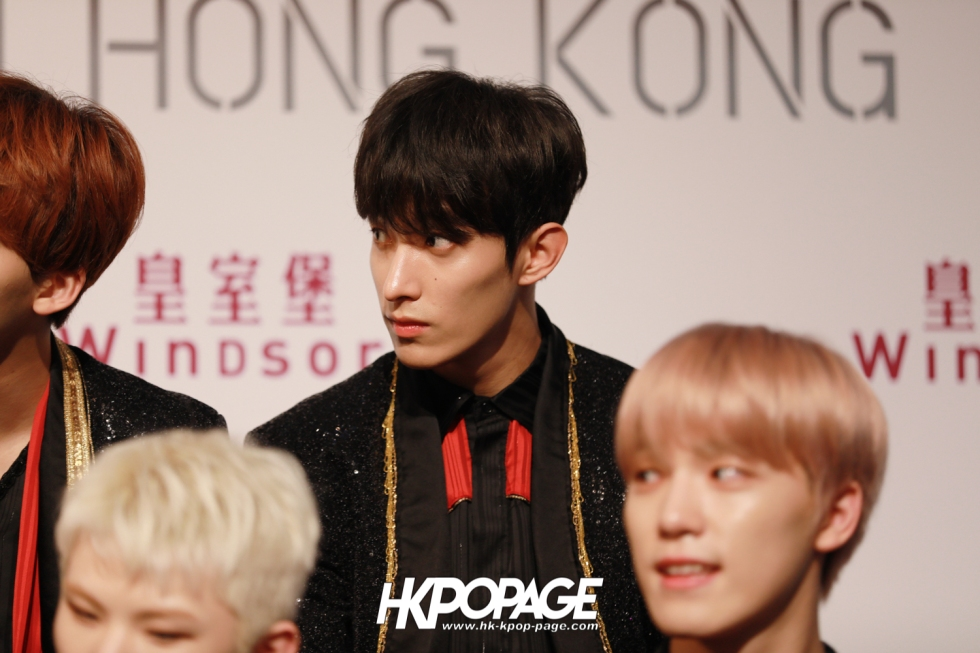 [HK.KPOP.PAGE] 180830_Windsor x SEVENTEEN CONCERT IDEAL CUT IN HONG KONG_44