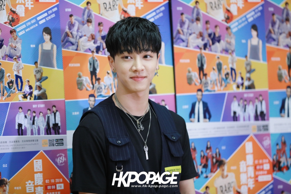 [HK.KPOP.PAGE] 181002_National Day Youth Concert_Lee Gi-kwang_01