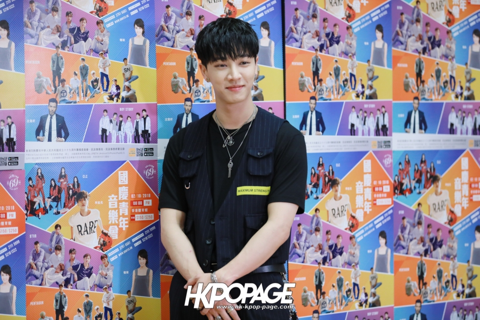 [HK.KPOP.PAGE] 181002_National Day Youth Concert_Lee Gi-kwang_08
