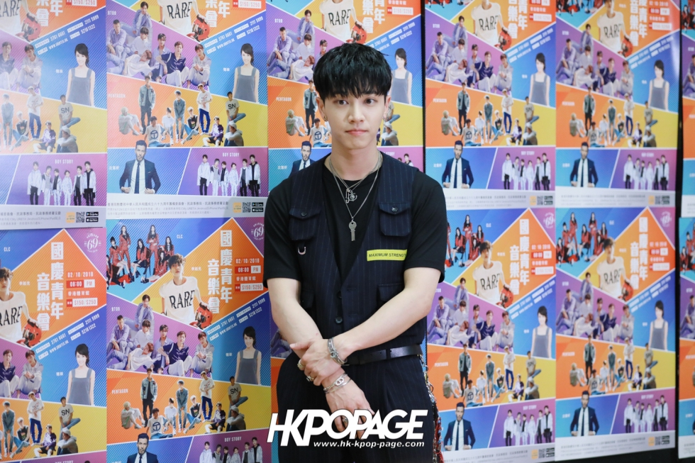 [HK.KPOP.PAGE] 181002_National Day Youth Concert_Lee Gi-kwang_10