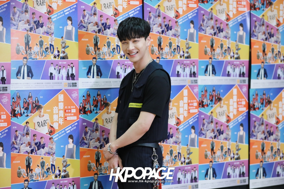 [HK.KPOP.PAGE] 181002_National Day Youth Concert_Lee Gi-kwang_11