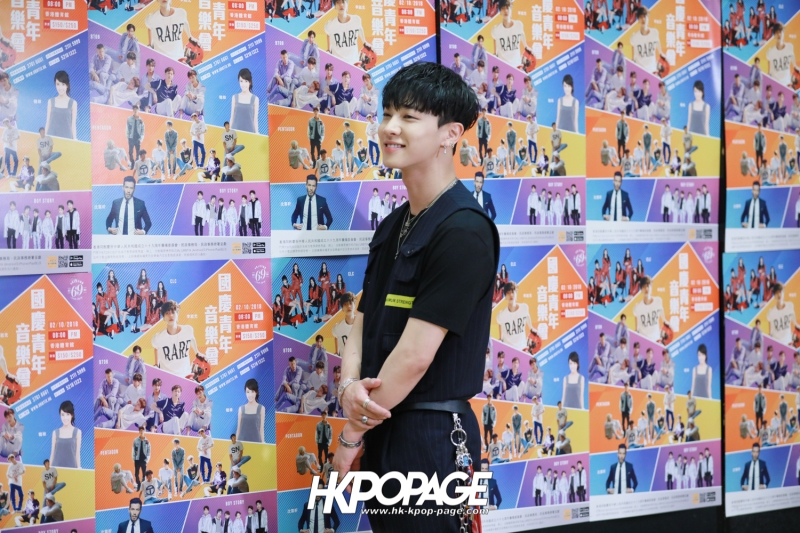 [HK.KPOP.PAGE] 181002_National Day Youth Concert_Lee Gi-kwang_12