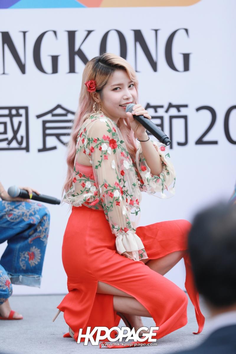 [HK.KPOP.PAGE] 181017_MAMAMOO_K-Food Fair 2018 Hong Kong_24