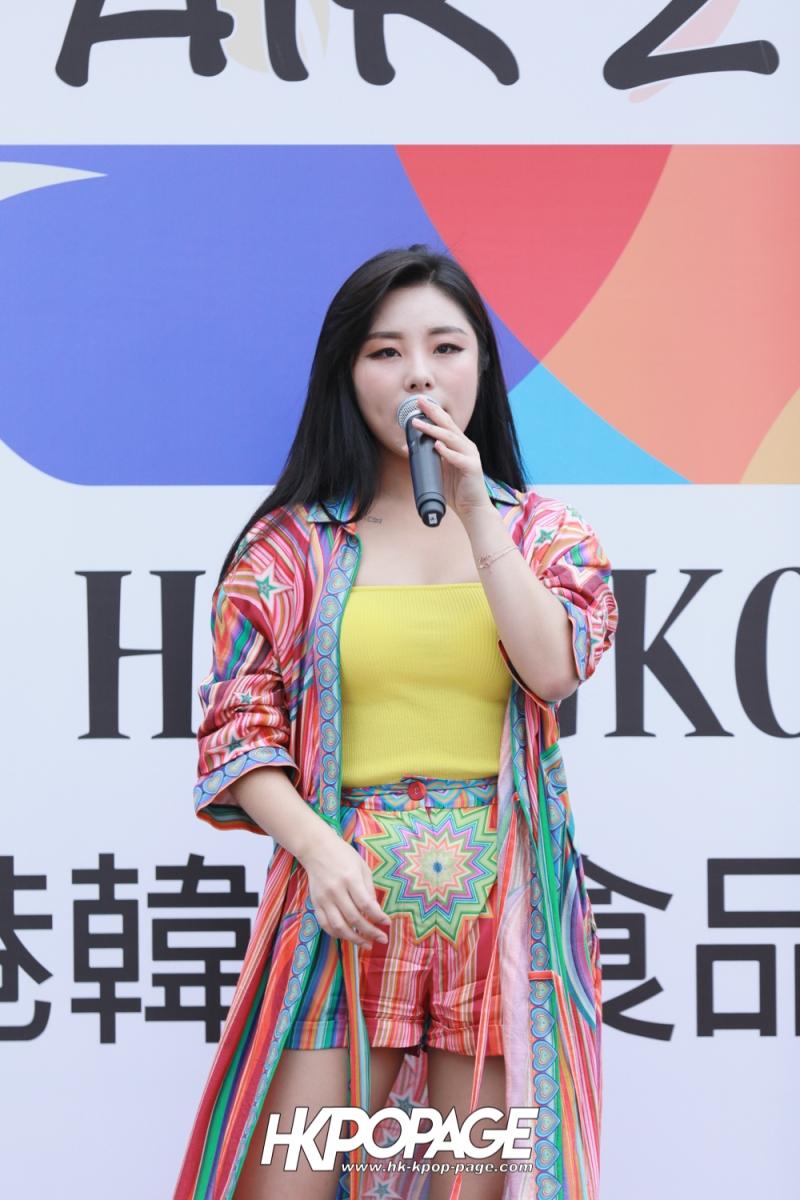 [HK.KPOP.PAGE] 181017_MAMAMOO_K-Food Fair 2018 Hong Kong_34