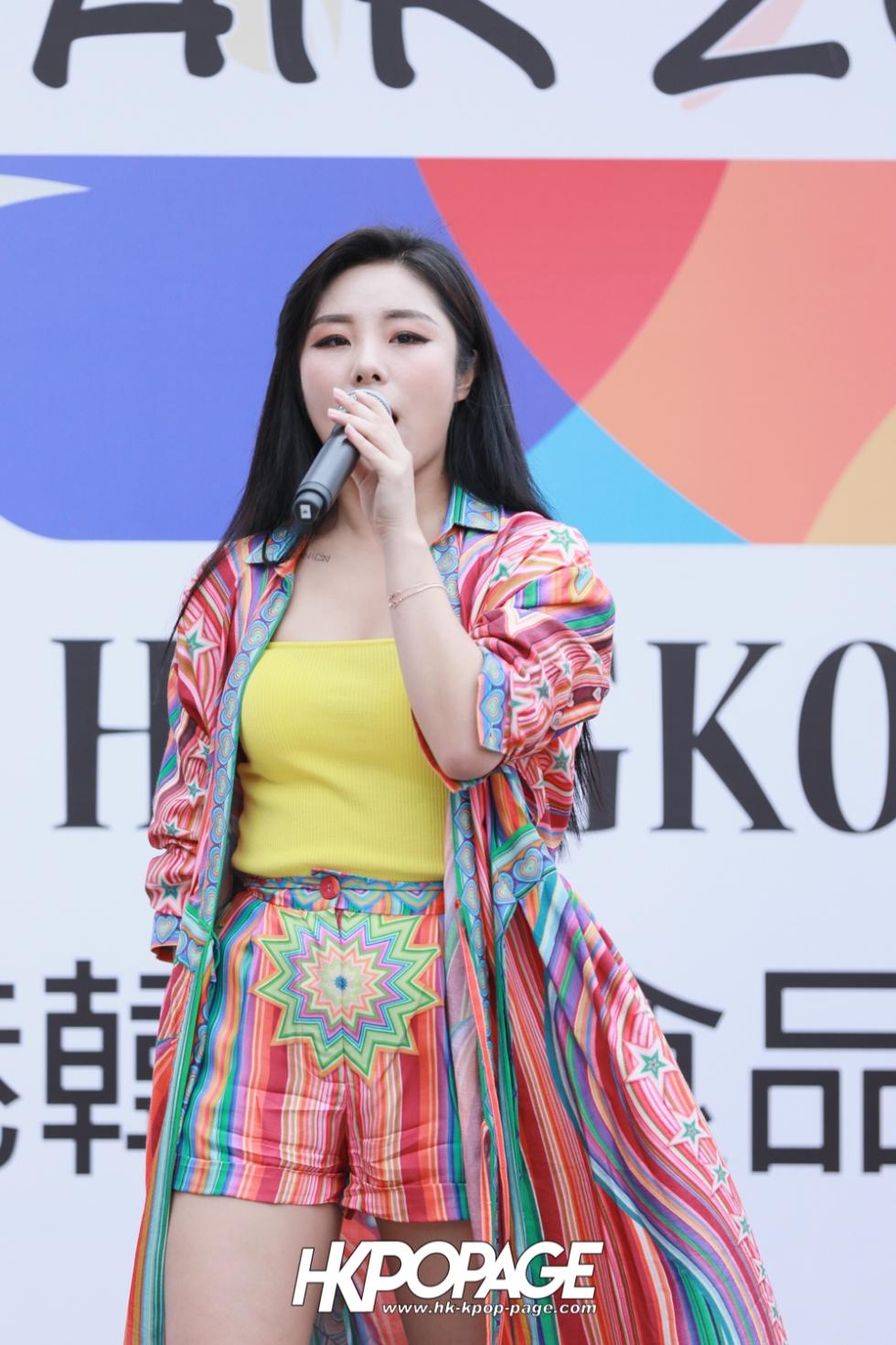 [HK.KPOP.PAGE] 181017_MAMAMOO_K-Food Fair 2018 Hong Kong_35
