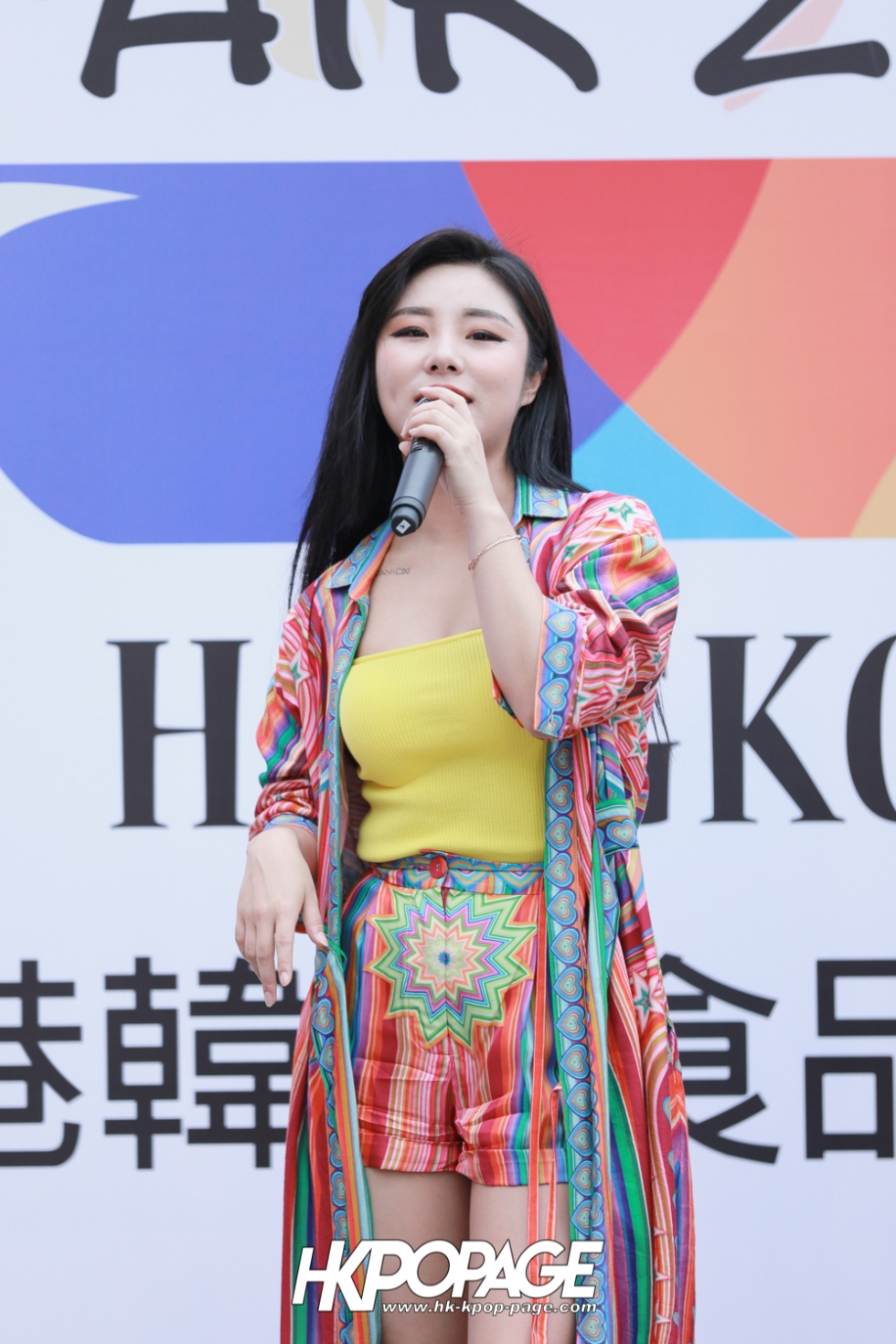 [HK.KPOP.PAGE] 181017_MAMAMOO_K-Food Fair 2018 Hong Kong_38
