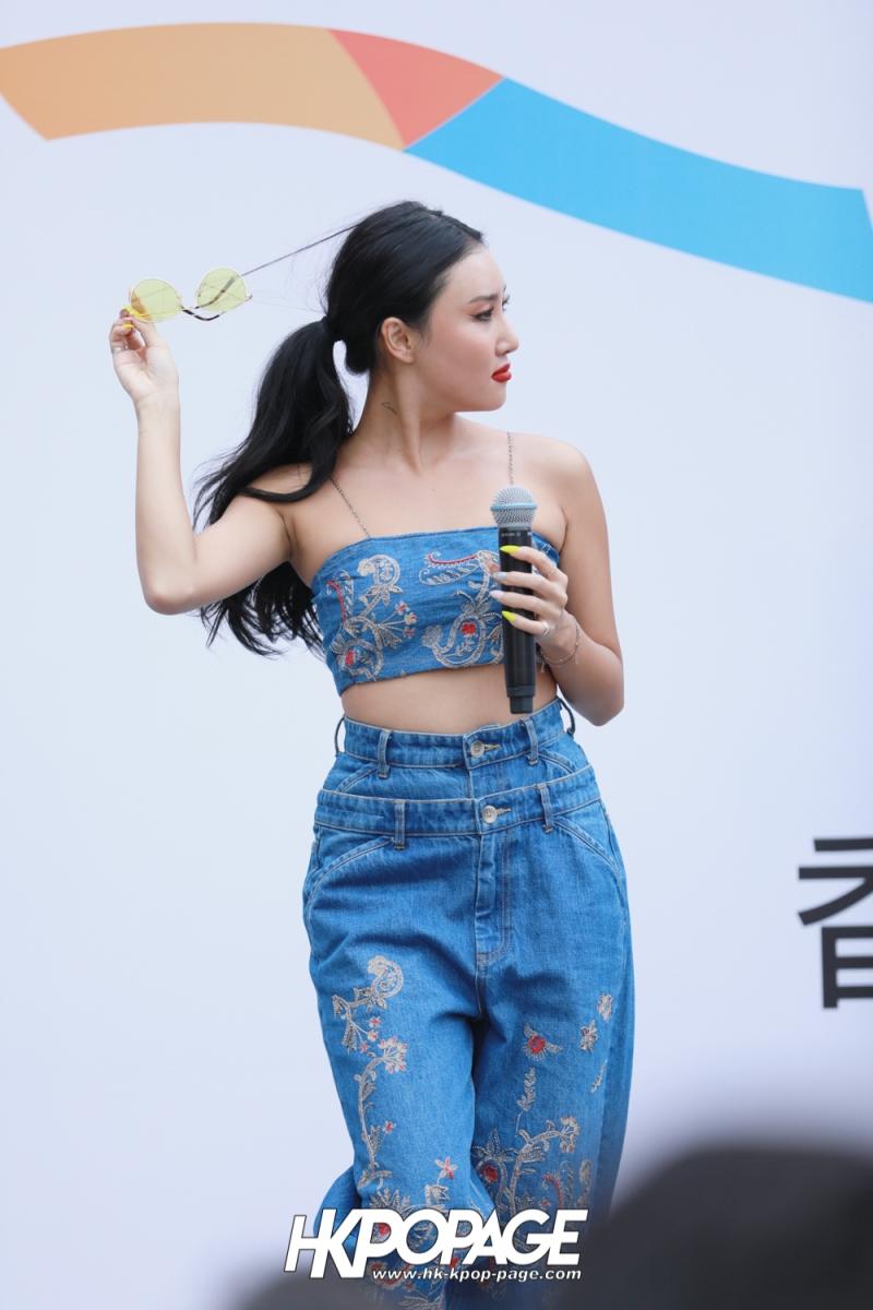 [HK.KPOP.PAGE] 181017_MAMAMOO_K-Food Fair 2018 Hong Kong_58