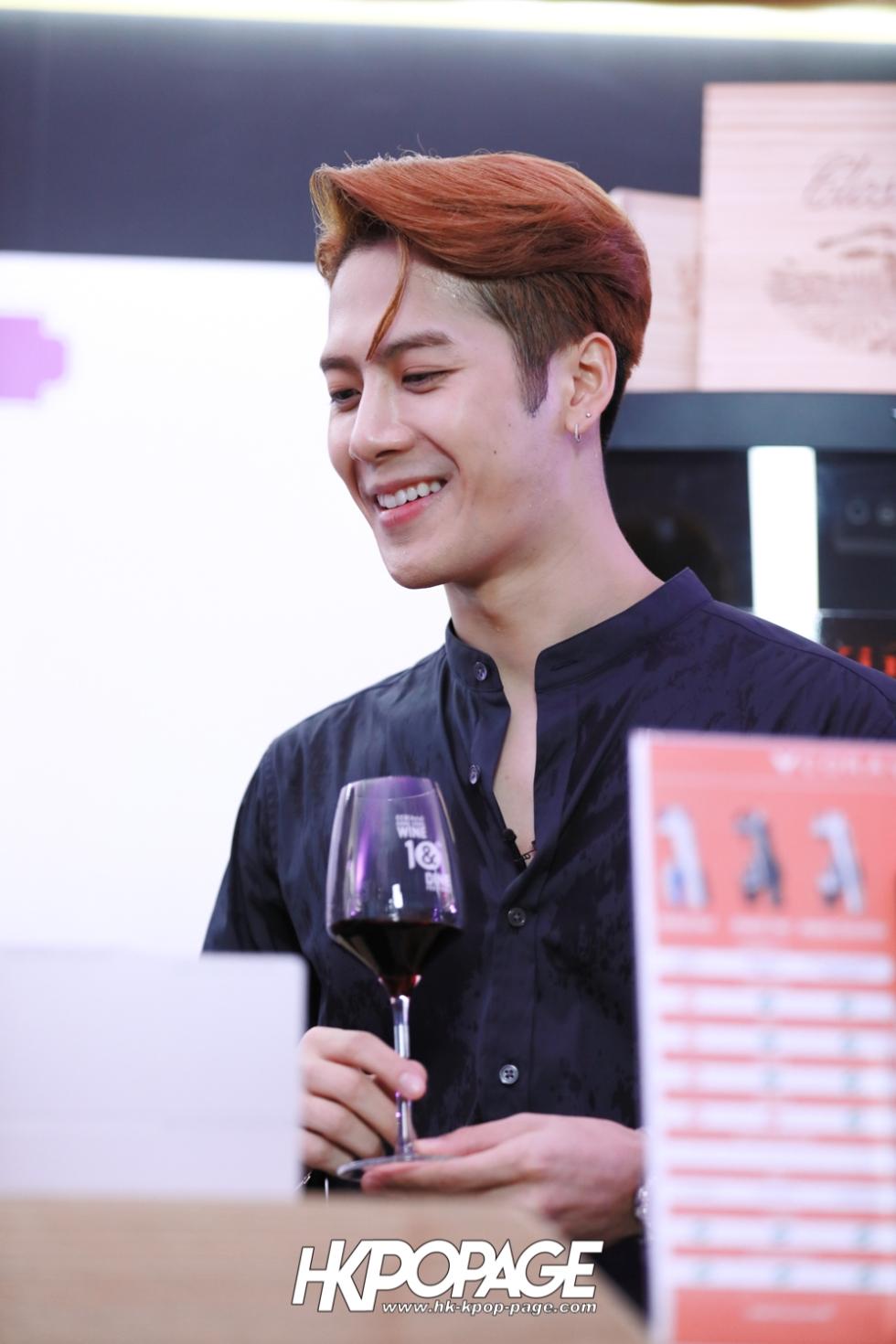 [HK.KPOP.PAGE] 181025_王嘉爾 Jackson Wang_CCB (Asia) Hong Kong Wine & Dine Festival_17