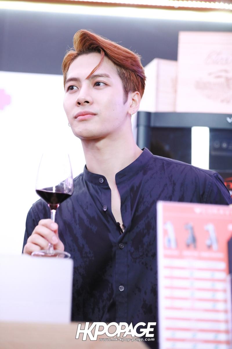 [HK.KPOP.PAGE] 181025_王嘉爾 Jackson Wang_CCB (Asia) Hong Kong Wine & Dine Festival_18