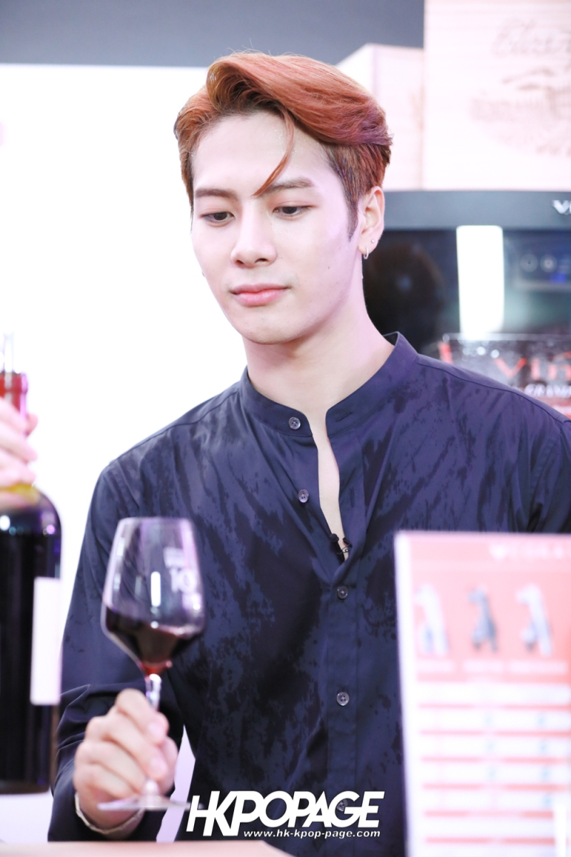 [HK.KPOP.PAGE] 181025_王嘉爾 Jackson Wang_CCB (Asia) Hong Kong Wine & Dine Festival_19