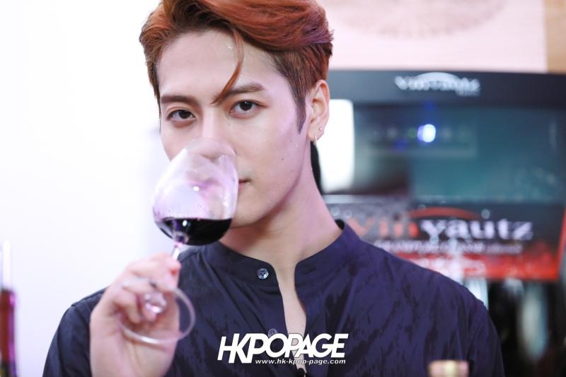 [HK.KPOP.PAGE] 181025_王嘉爾 Jackson Wang_CCB (Asia) Hong Kong Wine & Dine Festival_22