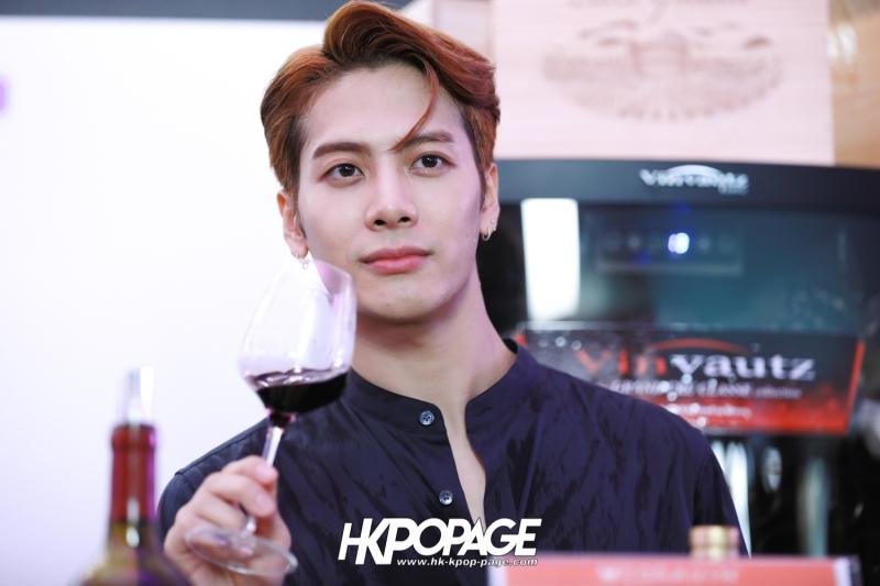 [HK.KPOP.PAGE] 181025_王嘉爾 Jackson Wang_CCB (Asia) Hong Kong Wine & Dine Festival_23