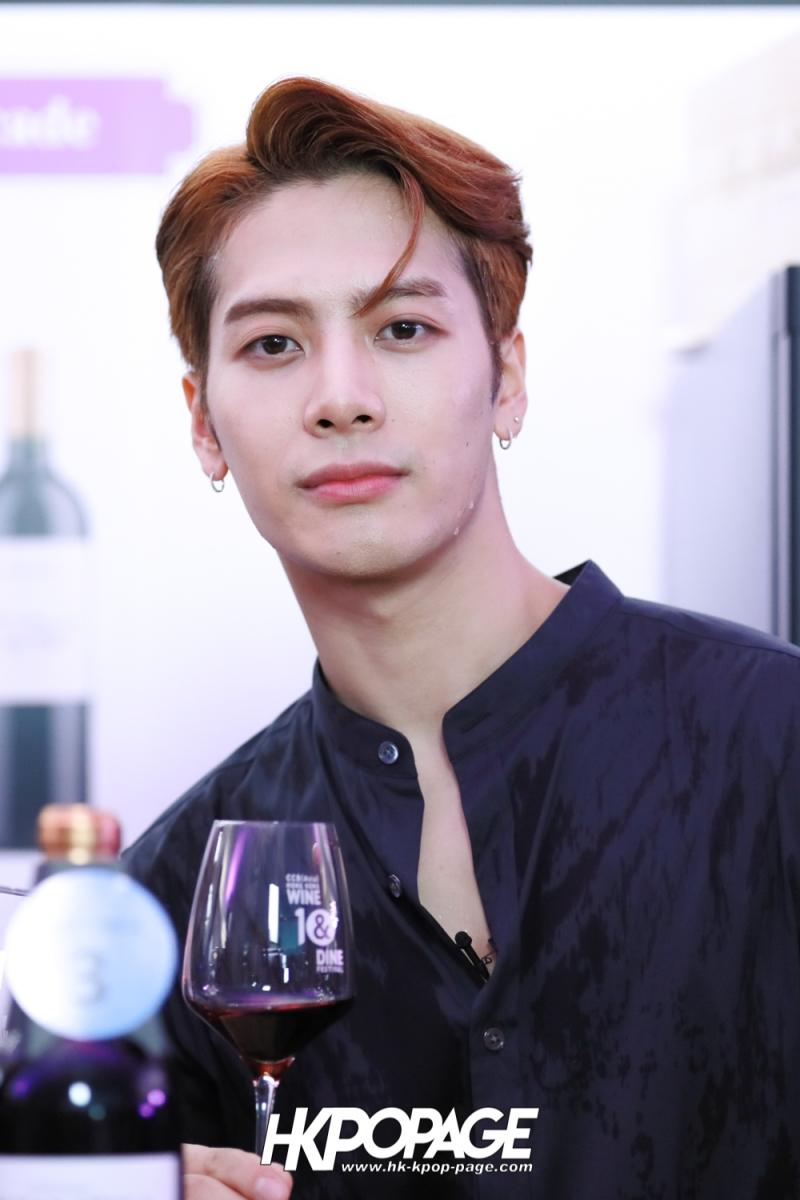 [HK.KPOP.PAGE] 181025_王嘉爾 Jackson Wang_CCB (Asia) Hong Kong Wine & Dine Festival_31