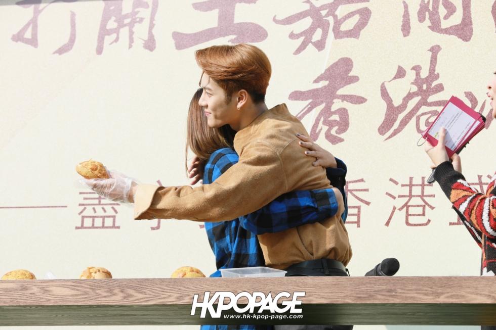 [HK.KPOP.PAGE] 181025_王嘉爾 Jackson Wang_CCB (Asia) Hong Kong Wine & Dine Festival_58