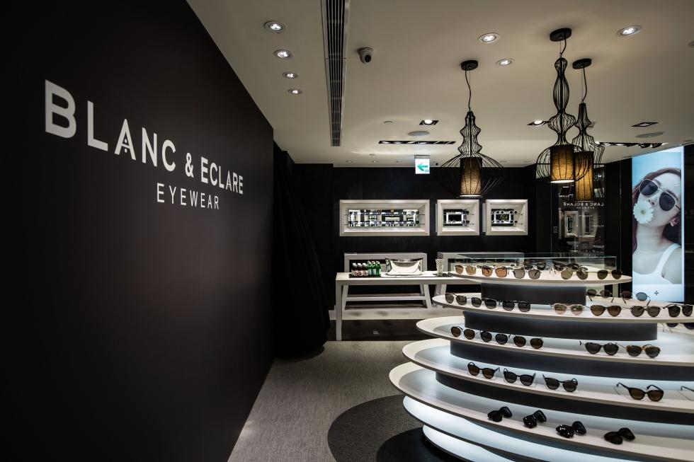 《Blanc _ Eclare Eyewear》在嘉晏光學2020EYEhaus旗艦店_內裝_1