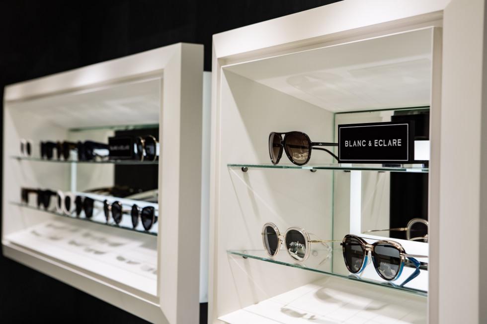 《Blanc _ Eclare Eyewear》在嘉晏光學2020EYEhaus旗艦店_內裝_3