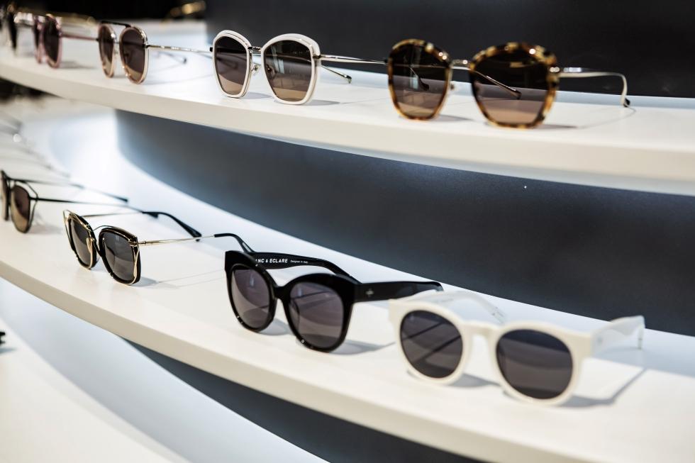 《Blanc _ Eclare Eyewear》在嘉晏光學2020EYEhaus旗艦店_內裝_5