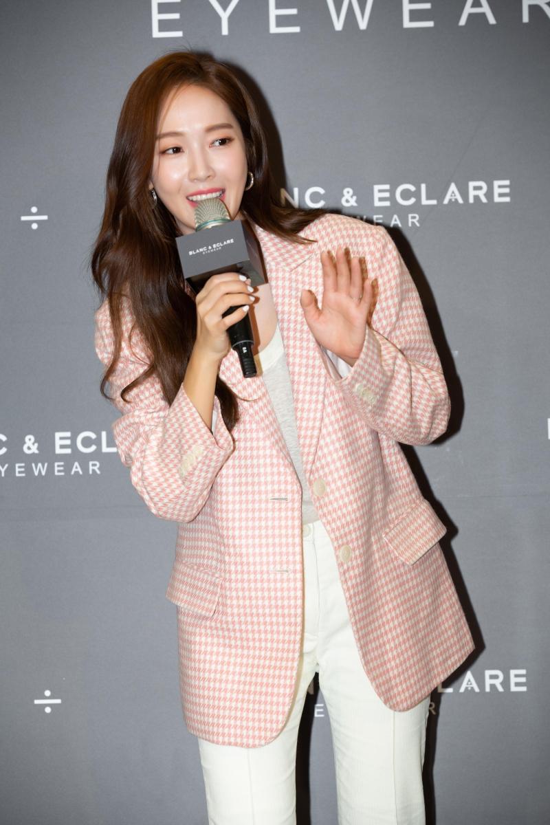 《Blanc _ Eclare Eyewear》活動現場品牌創意總監鄭秀妍Jessica_3