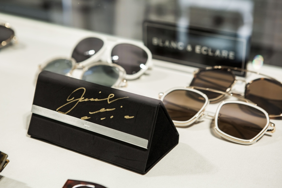 《Blanc _ Eclare Eyewear》簽名限量款_台北_新台幣10200元_2