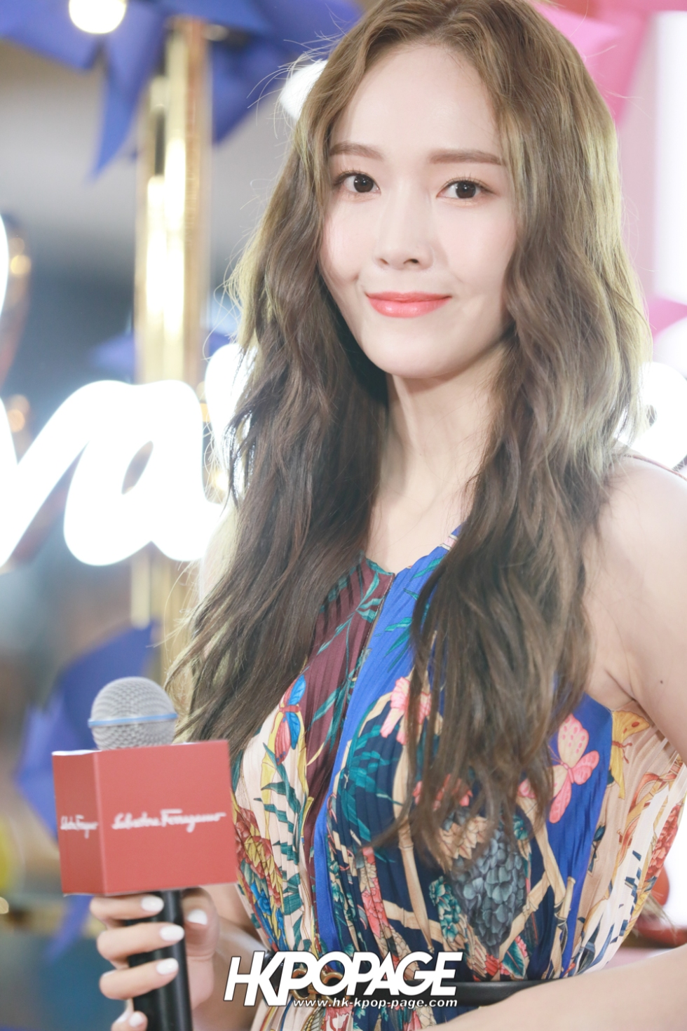 [HK.KPOP.PAGE] 181102_Jessica Jung_Salvatore Ferragamo Event in Hong Kong_01