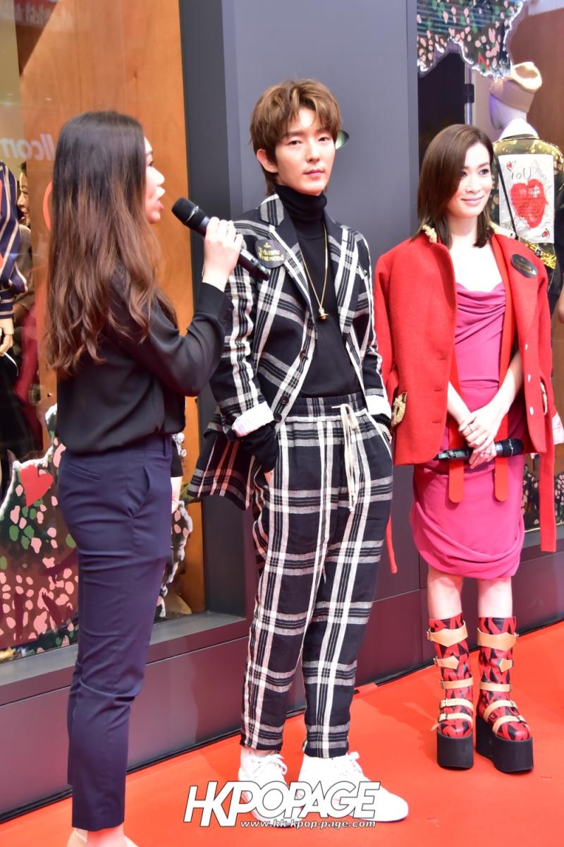 [HK.KPOP.PAGE] 181107_Lee Joon-gi_Vivienne Westwood Event in Hong Kong_07