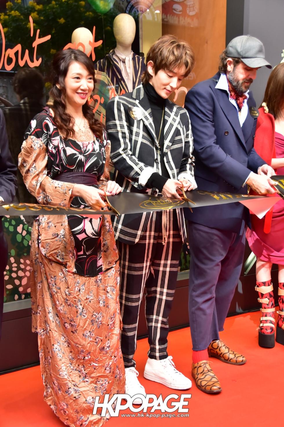 [HK.KPOP.PAGE] 181107_Lee Joon-gi_Vivienne Westwood Event in Hong Kong_08
