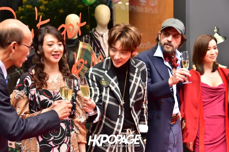 [HK.KPOP.PAGE] 181107_Lee Joon-gi_Vivienne Westwood Event in Hong Kong_10