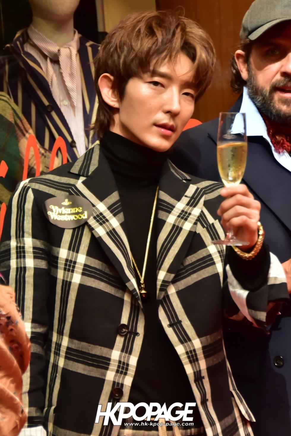 [HK.KPOP.PAGE] 181107_Lee Joon-gi_Vivienne Westwood Event in Hong Kong_11