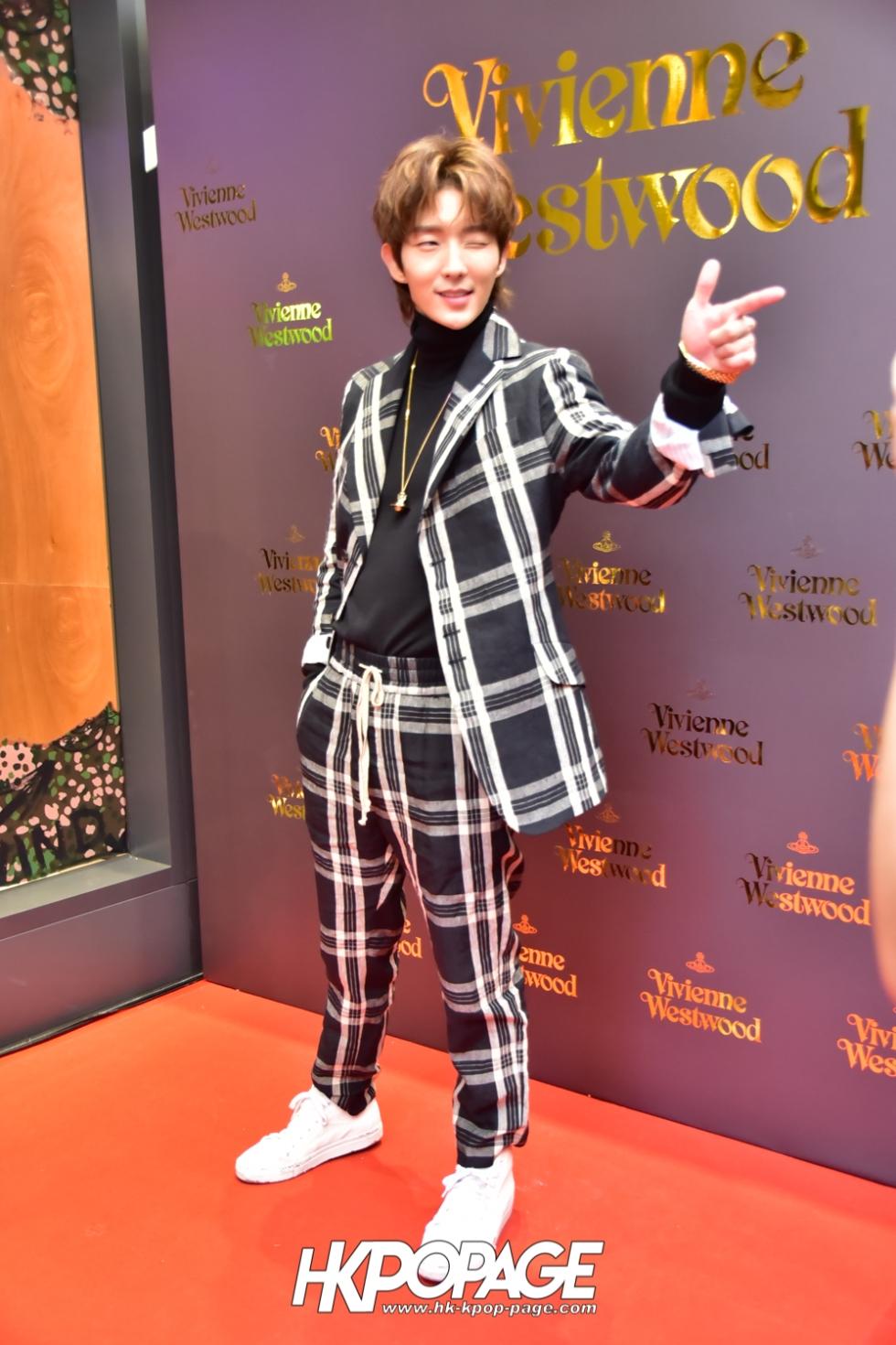 [HK.KPOP.PAGE] 181107_Lee Joon-gi_Vivienne Westwood Event in Hong Kong_14